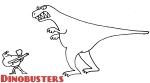 Logo Dinobusters